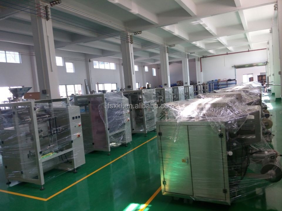 automatic count tablet capsule packing machine high quality