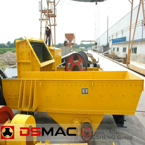Small vibration conveyor for mining industry with ISO9001