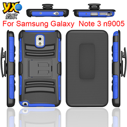 Heavy Duty Super Combo for Samsung Galaxy Note 3 Case Cover, Kickstand for Samsung Galaxy Note 3 N9005 Case