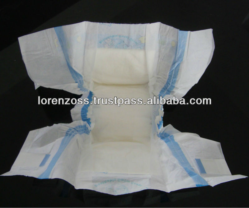 Baby Diapers with High Quality SAP