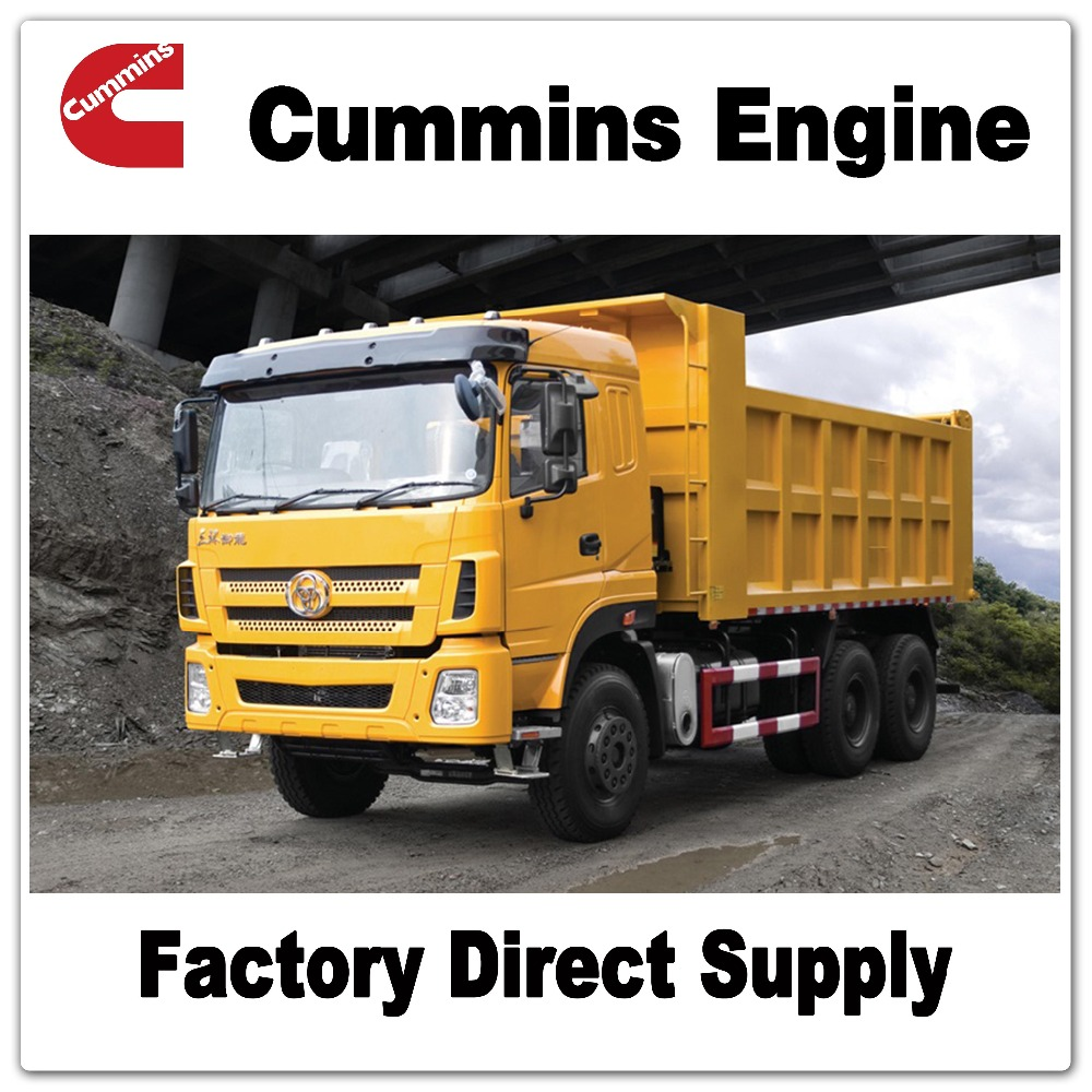 Sitom Cummins Engine engineering tipper dump truck man steyr style - LHD & RHD
