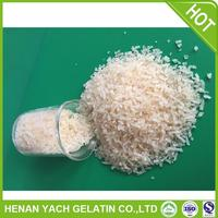 Professional gelatin chemical formula with Halal certificate
