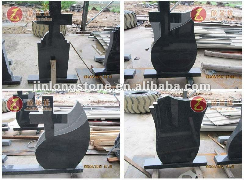 Latest Granite Tombstone Designs