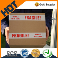 BOPP packing tape / Fragile tape