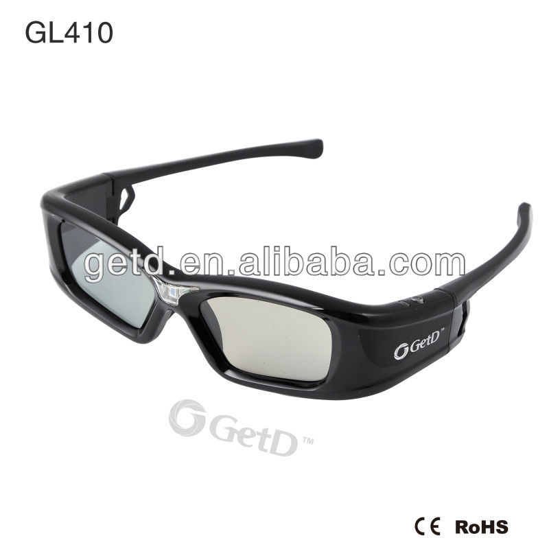144hz dlp 3D glasses for dlp link 3D Projectors and dlp link 3d tvs, like Sony,Optama,LG,Viewsonic,Vivitek,Acer,BenQ,Mitsubishi