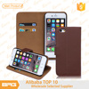 BRG Fancy Colorful Leather Phone Cover For iPhone 6 Plus With Card Holder