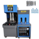 Carbonated beverage pet bottle blowing machine,2-cavity blow machine for plastic bottle up to 2L.