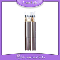 Wholesale New Arrival make-up Cosmetic Eyebrow Pencil Eyeliner With a sponge head waterproof eyebrow pencils