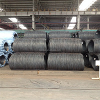 sae1006, sae1008,Q195,Q235 swrch 45k steel wire rods