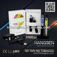 Hangsen ECHO, ego-v variable voltage battery, fit for ce4/ce5 clearomiser, perfect gift box pack!