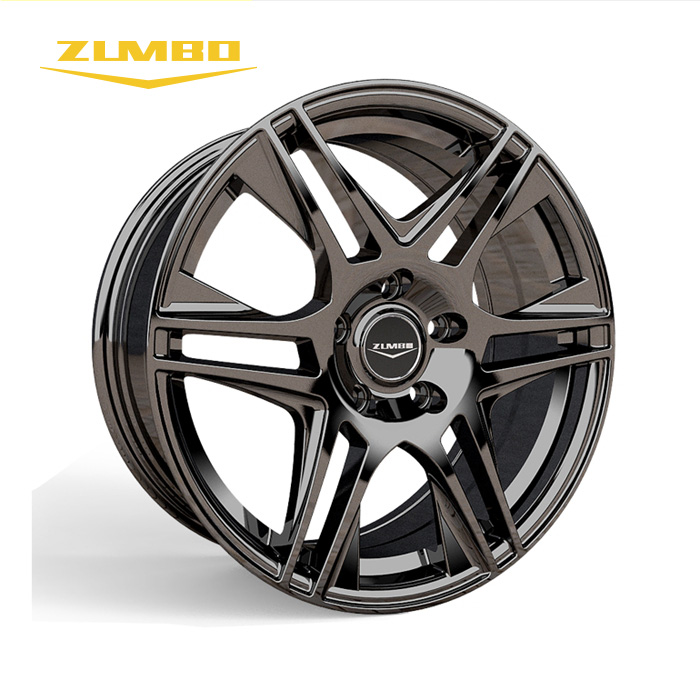 "Zumbo-Z107 BVC 15"" 16"" 17"" Wheel Rims for cars 4/5 holes rear wheel steel ring rim rays wheels"