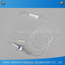 factory price of disposable medical use micro drip infusion set