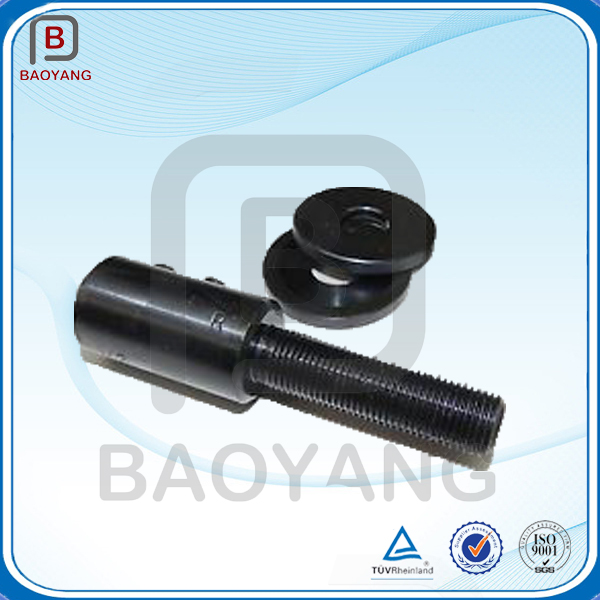 High quality OEM CNC machining steel pump shaft