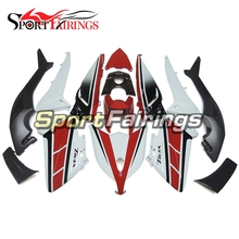 Injection Fairings For Yamaha TMAX T-MAX 530 12 13 14 ABS Plastic Complete Motorcycle Fairing Kit White Red Body Kit Fittings