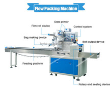 Electric Driven Type and Automatic Grade Pillow Packing Machine Food packing machine for chocolate