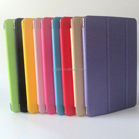 For Ipad Mini 2 Three Folds Stand Leather Case Cover