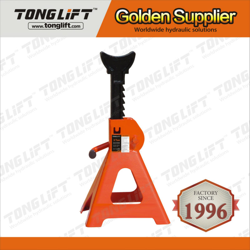 Cheap Hot Sale Top Quality 3 Ton High Lift Jack Stand Pair