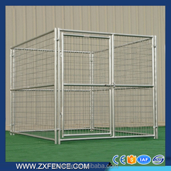 High quality welded Zhuoxing 83*63*152cm wire mesh Pet dog cages for sale
