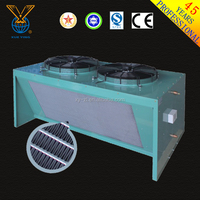 high quality parallel flow condenser for refrigerator compressor