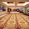 Fashion Woven PP Axminster Rugs Carpet For Hotel Corridor