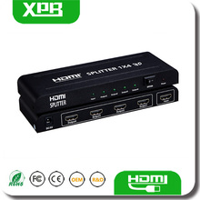 HDCP Compatibel Support 1080P 3D HDMI Splitter Made in China