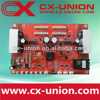 original galaxy DX5 printer motherboards for eco solvent printer