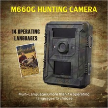 Battery Operated Wireless Security Hidden Wifi Night Vision Hunting Video Camera