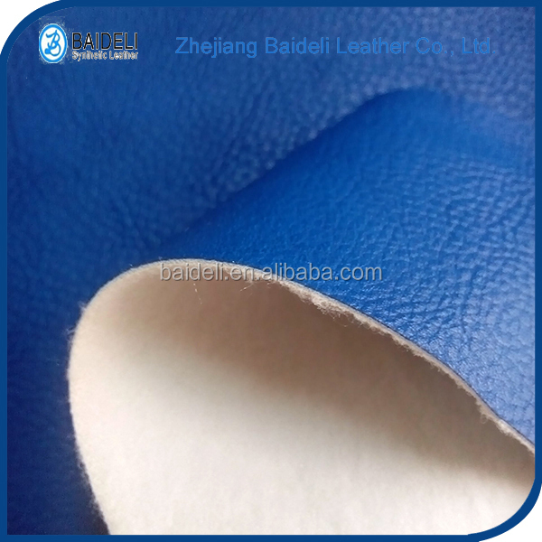 Embossed PVC soft leather for Sofa & Furniture Upholsteries