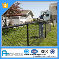 baseball fields chain link fence for sale factory