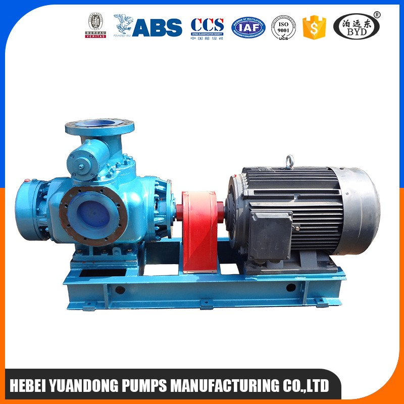 Bulk oil / Waste Oil Transfer Gear Pump with Electric Motor