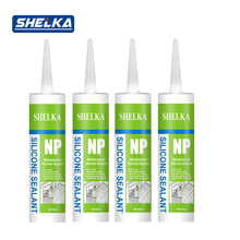 Factory direct liquid silicone sealant adhesive for stainless steel