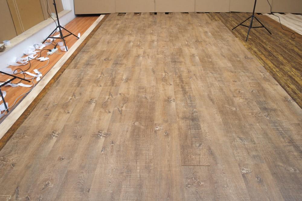 Laminato pavimento in legno galleggiante pavimento di for Pavimento galleggiante prezzo