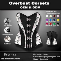 sexy busty soft body shapers corset mature lingerie sexy hot woman