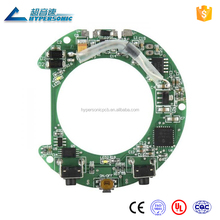 Gps Tracker Pcb Assembly 8 Layers Rigid Pcba Manufacture