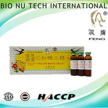 Health Care Products-Bird's nest lingzhi pollen royal jelly