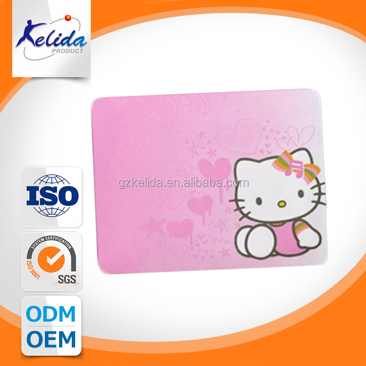 promotional pvc foam mouse pad wholesale mouse pad of eva base