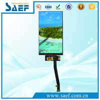 "5.5"" inch tft lcd 1080x1920 without touch screen without controller board with MIPI interface"