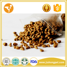 China Supplier Pet Food Beef Flavor Ingredients Dry Cat Food