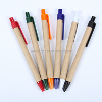 Ball Pen different color factory supply for office