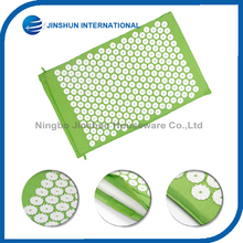 Acupressure Yoga Mat and Massager Pillow for Back/Neck Pain Relief Whole Body Massager Pad
