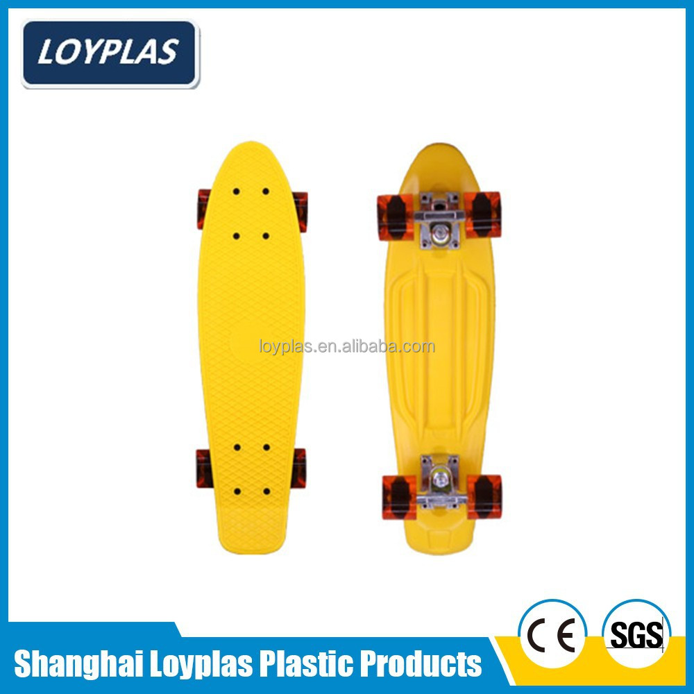 Custom injection skateboard mold for sale