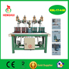 90series-17 spindle-4 head high speed flat lace/ribbon making machinery