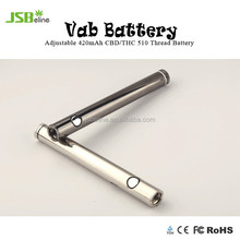 changeable voltage battery cbd thc vape wholesale in usa market from china factory