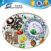 China supplier High quality deep serving tray,dry fruit tray,chear plastic rectangular tray