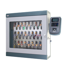 RFID Intelligent Key Management Vault for Access Control