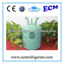 Refrigerant gas cooling equipment