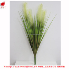 Small onion grass scirpus validus artificial grass decoration crafts fake grass sale for pot plant