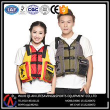 PFD Foam Life Jacket With Pockets