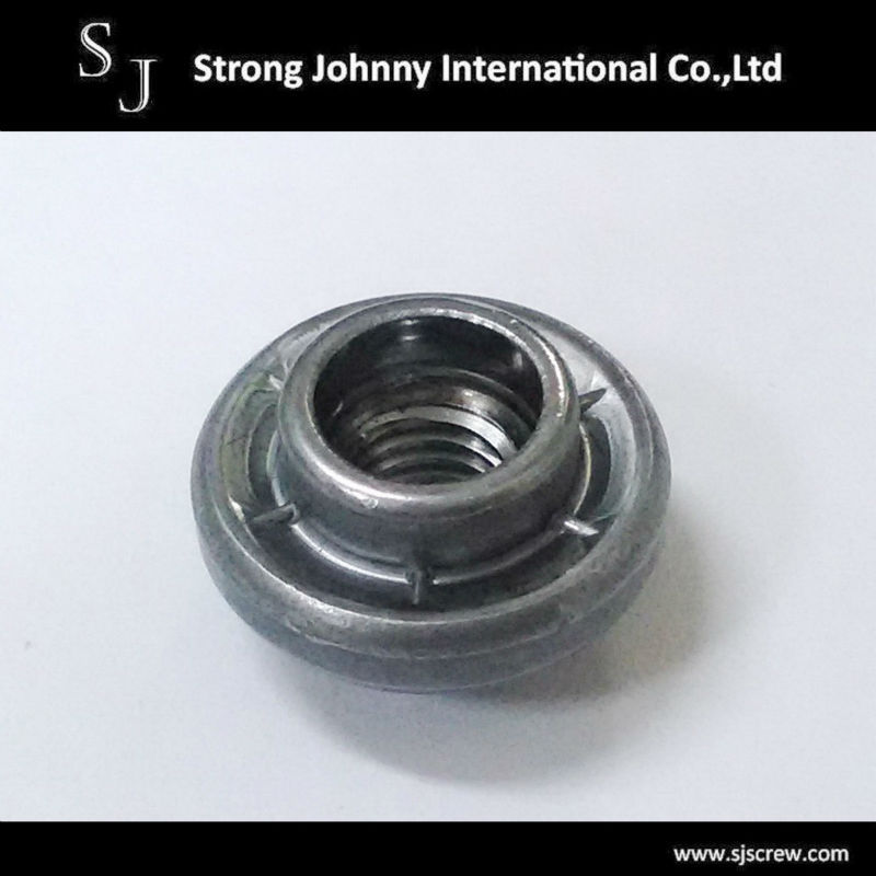 Taiwan Welding Nuts Size M8 Customized Welding Nut