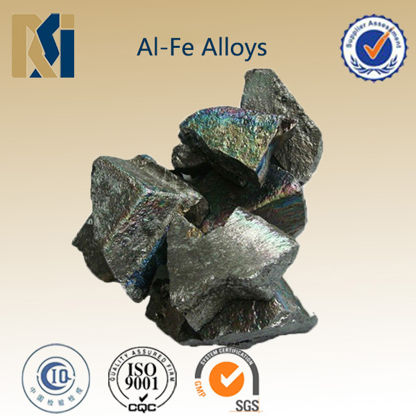Aluminum alloy for metallurgical deoxidizer